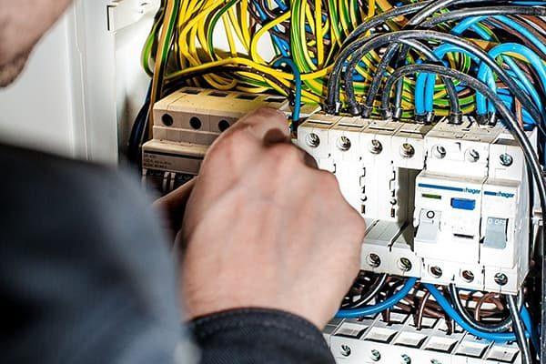 elektriker frederiksberg el-installatør eltavle
